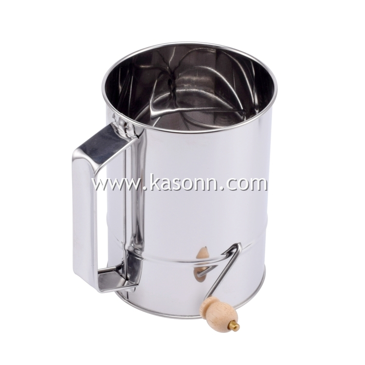 5 Cup Flour Sifter