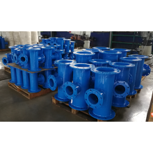Ductile Iron All Flangged Tee