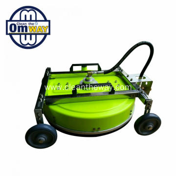 "20"" Roof Cleaner with Plastic Deck"