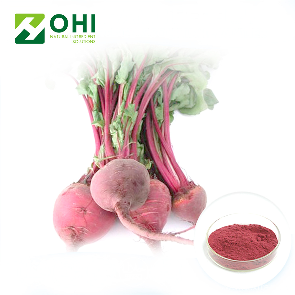 Beetroot Extract Powder Natural Red Color