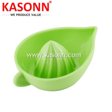 Silicone Lemon Citrus Orange Squeezer