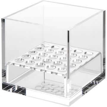 Acrylic Beauty Blender Holder Cube