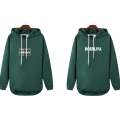 Womens Custom Embroidered or Printed Logo Pullover Hoodies