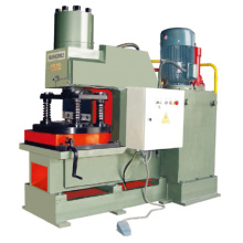 Double Edge Blade Angle Steel Cutting Machine