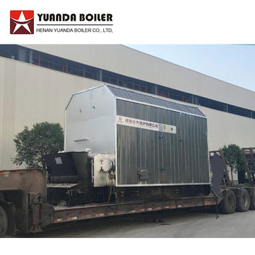 YLW Automatic Industrial Coal Fired Hot Oil Boiler