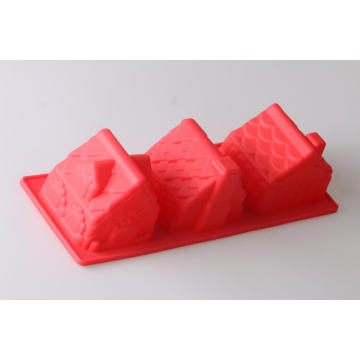 Castle  shape baking mold