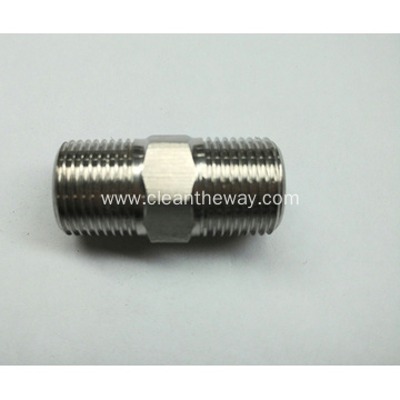 "Pressure Washer G3/8""M Direct Conversion Connector 5000psi"