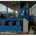 Horizontal Steel Scrap Briquette Press for Foundries