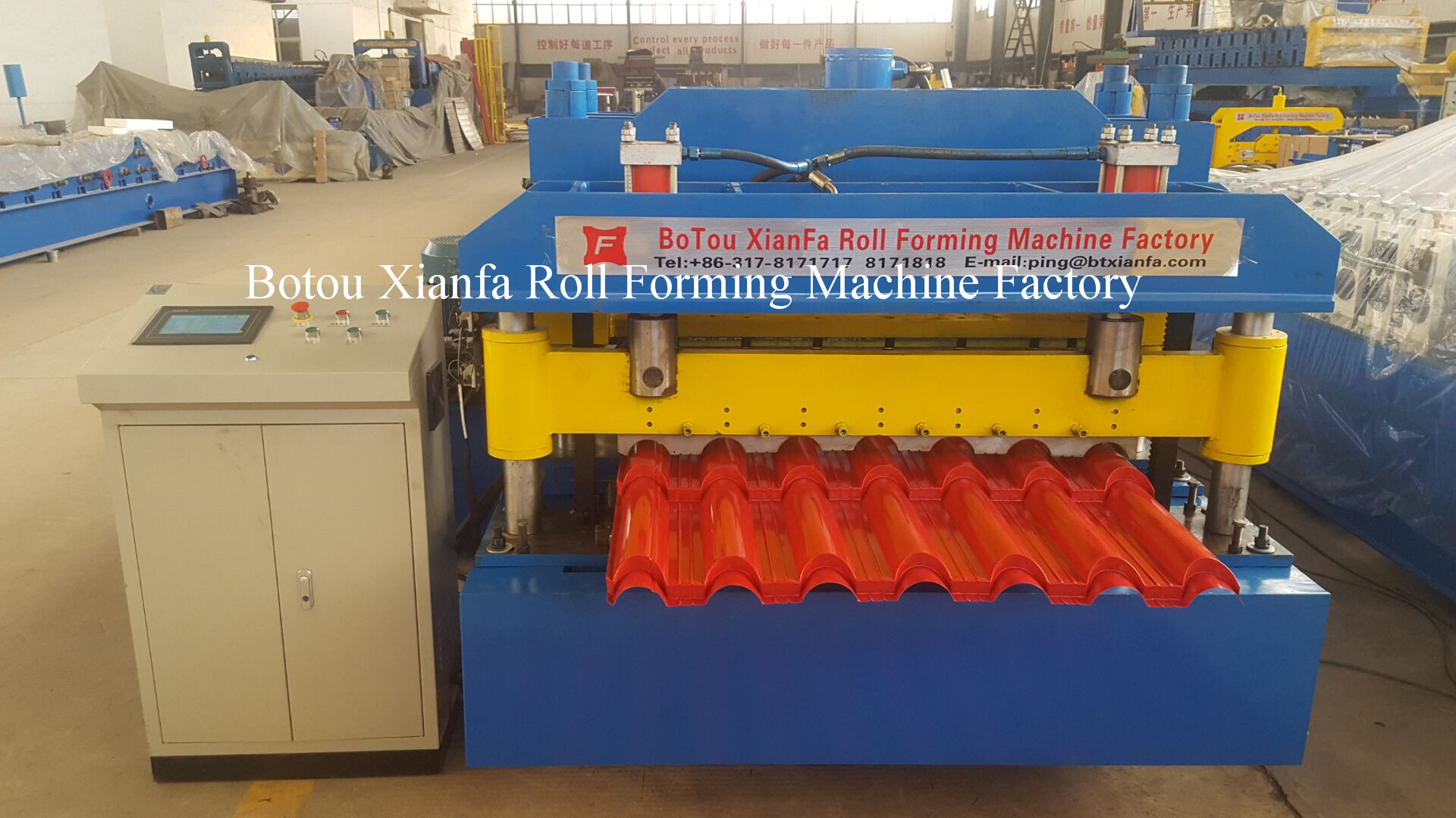 tile machinery