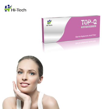 Hyaluronic Acid Injectable Filler TOP-Q Derm Line 2ml Lip Fillers