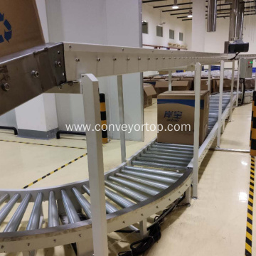 Customized Motorised Conveyor Roller Motor Assembly Line
