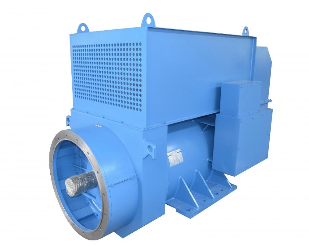 Blue Color IP44 Special Synchronous Generator
