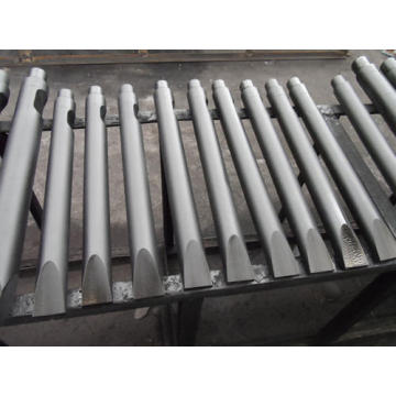 Hydraulic Rock Breaker Parts Rock Breaker Chisels Blunt Wedge