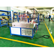 Stair single head automatic paint spraying machine