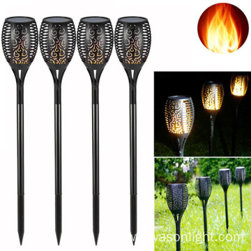 Solar Dancing Flickering Flame Decoration Garden Light