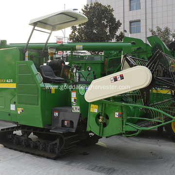 Good functions rice combine harvester for sale philippines