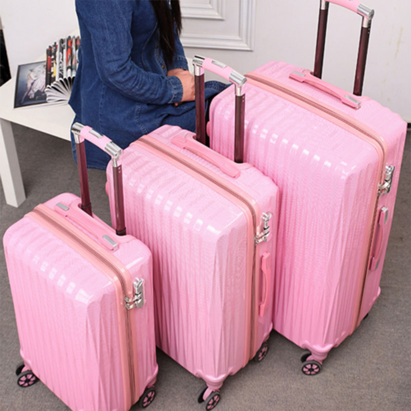 Women luggage sets