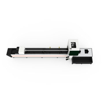 Quality assurance Economic CNC metal tube laser cutting machine