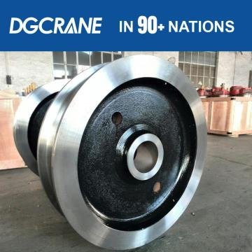 DGcrane Pipe Trolley Wheels For Industry Wheel