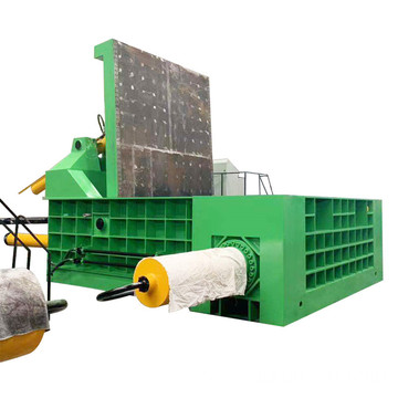 Hydraulic Waste Metal Compactor for Recycling