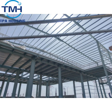 warehouse design prefabricated steel structure building