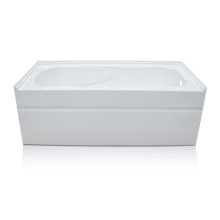 60 x 30 Alcove Bathtub with Tile Flange