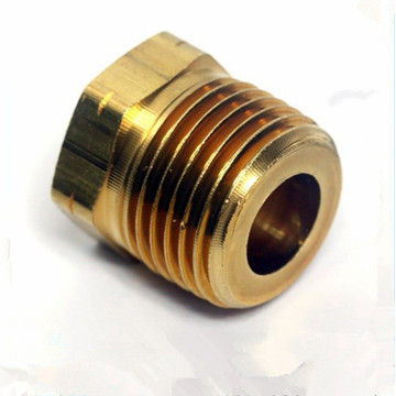 Customized Brass CNC Lathe Turning  Nut