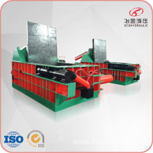 Factory Waste Metal Shavings Hydraulic Baler Machine