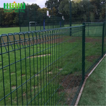 Green Roll Top Mesh Fence Panels Perth