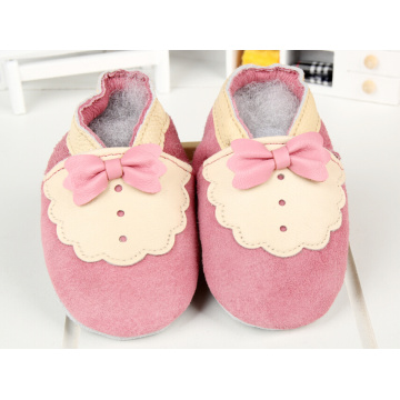 Beautiful soft sole baby moccasins