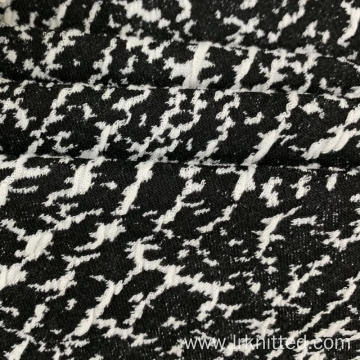 Pure Natural Irregular Jacquard Fabric