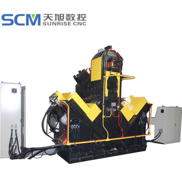 Automatic Angle Steel Drilling Machine with Marking Function