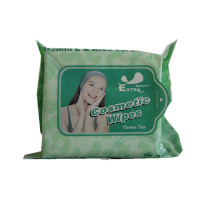 Personal Care Organic Ingredient Cosmetic Wet Wipes