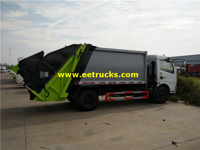 Refuse Compactor Vehicles