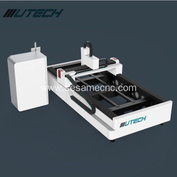fiber laser animal ear tag ring marking machine