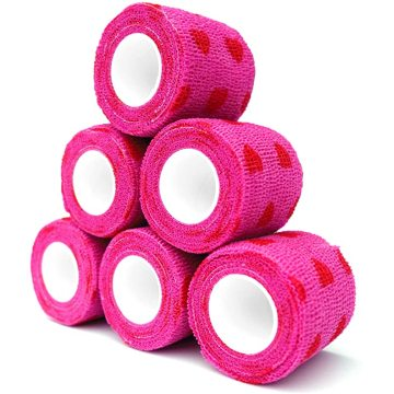 Cohesive Self Adherent Wrap Medical Tape