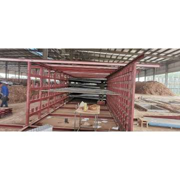 4 Deck Biomass Veneer Drying Line