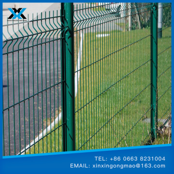 twin wire fence double wire fence