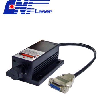 523.5nm Solid State Acousto-optic Q Switched Laser