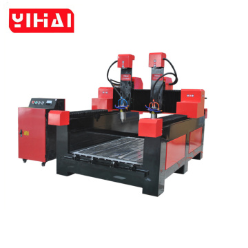 Rotary Biaxial Stone Carving Machine