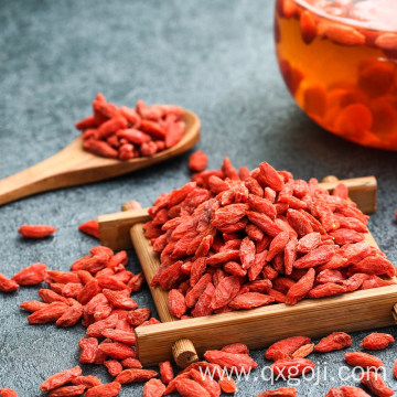 Vitamin C in goji berries for eyes&skin