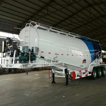 Sinotruk Dry Powder Cement Tanker Trailer