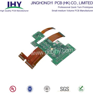 6 Layer Rigid Flex PCB