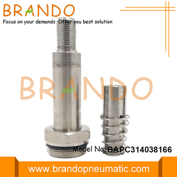 NC Stainless Steel Moving Core and Guide Tube