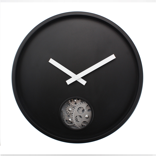 wrought iron kitchen wall clocks