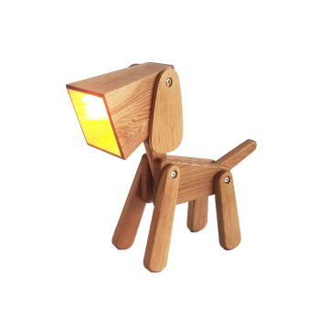 Beautiful  Wooden Table Lights
