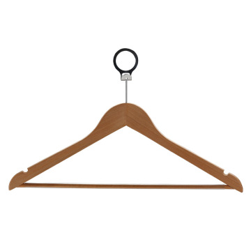 High Quality Luxury Wooden coat And Suit Hanger