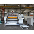 Ang LLDPE Wrapping ug Cling Film Packing Machine