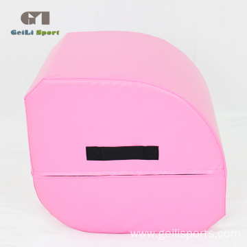 Pink Tumbling Trainer For Skill Shape