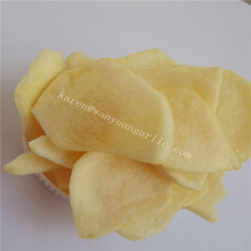 Foreign people prefered snacks potato